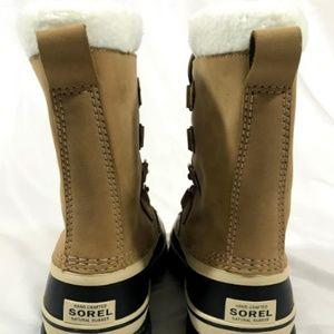 Sorel Shoes - Sorel Caribou Waterproof Boots Size 8.5 Shearling